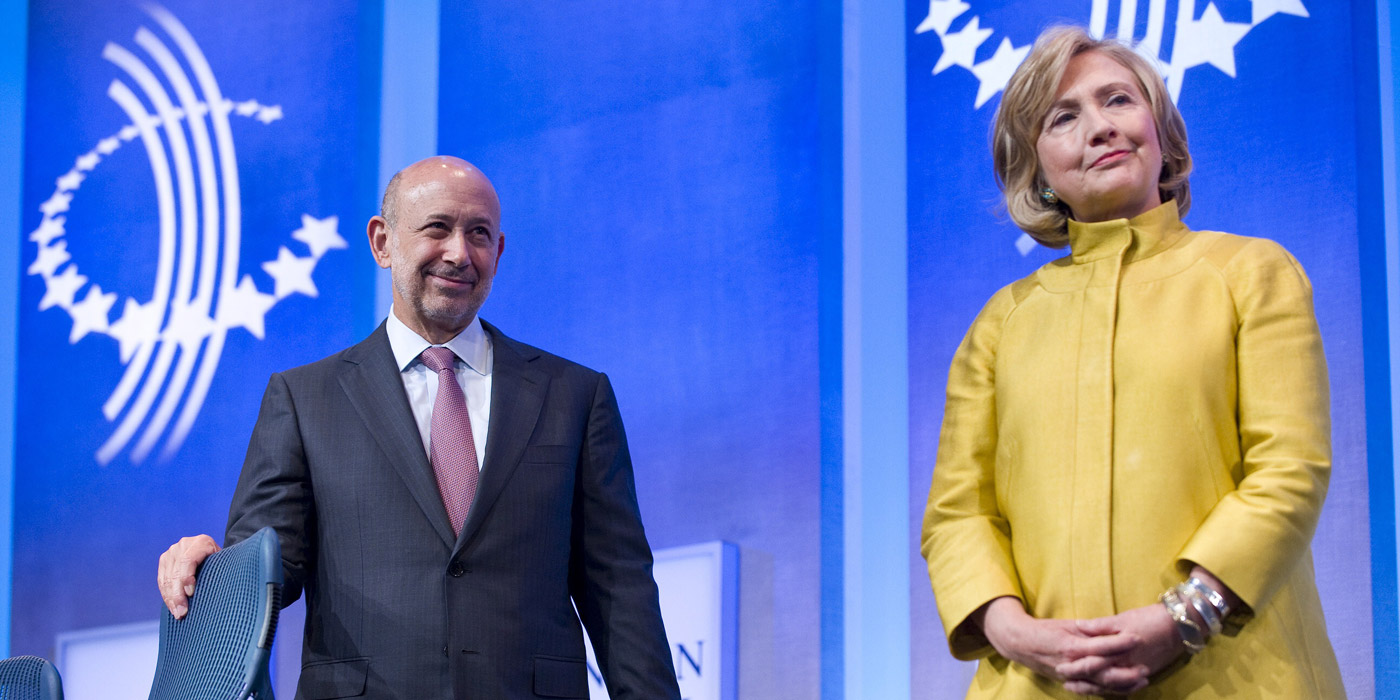 Hillary Clinton Made More In 12 Speeches To Big Banks Than