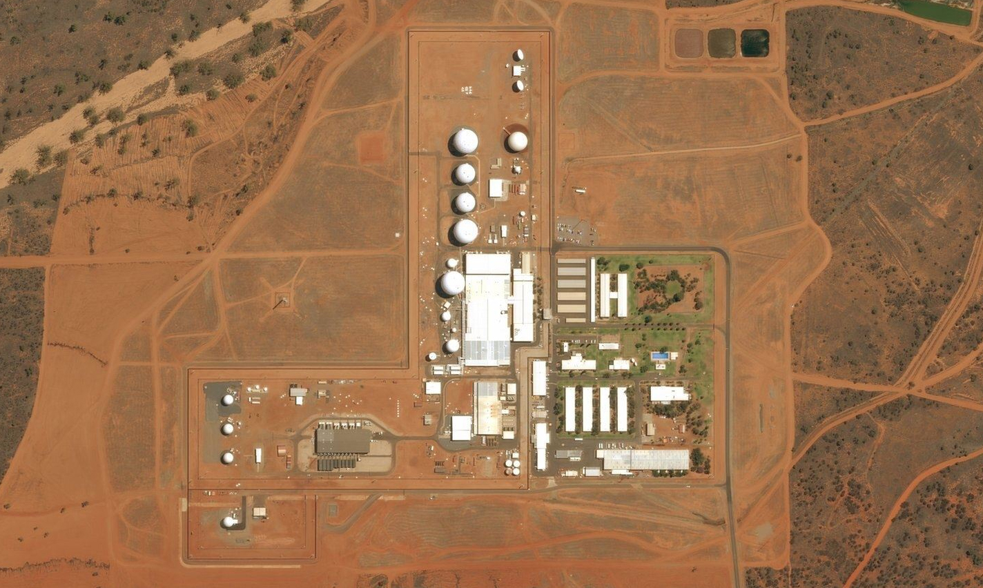 The U.S. Spy Hub In The Heart Of Australia
