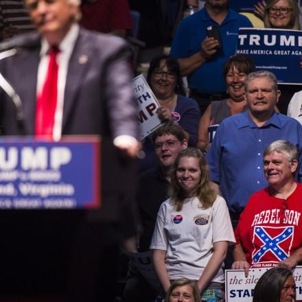 Donald Trump foi racista a vida inteira. Ele não vai mudar só por causa de Charlottesville.