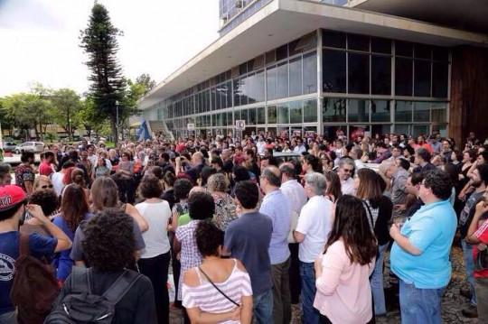 A Truculência Do Estado Contra As Universidades Federais