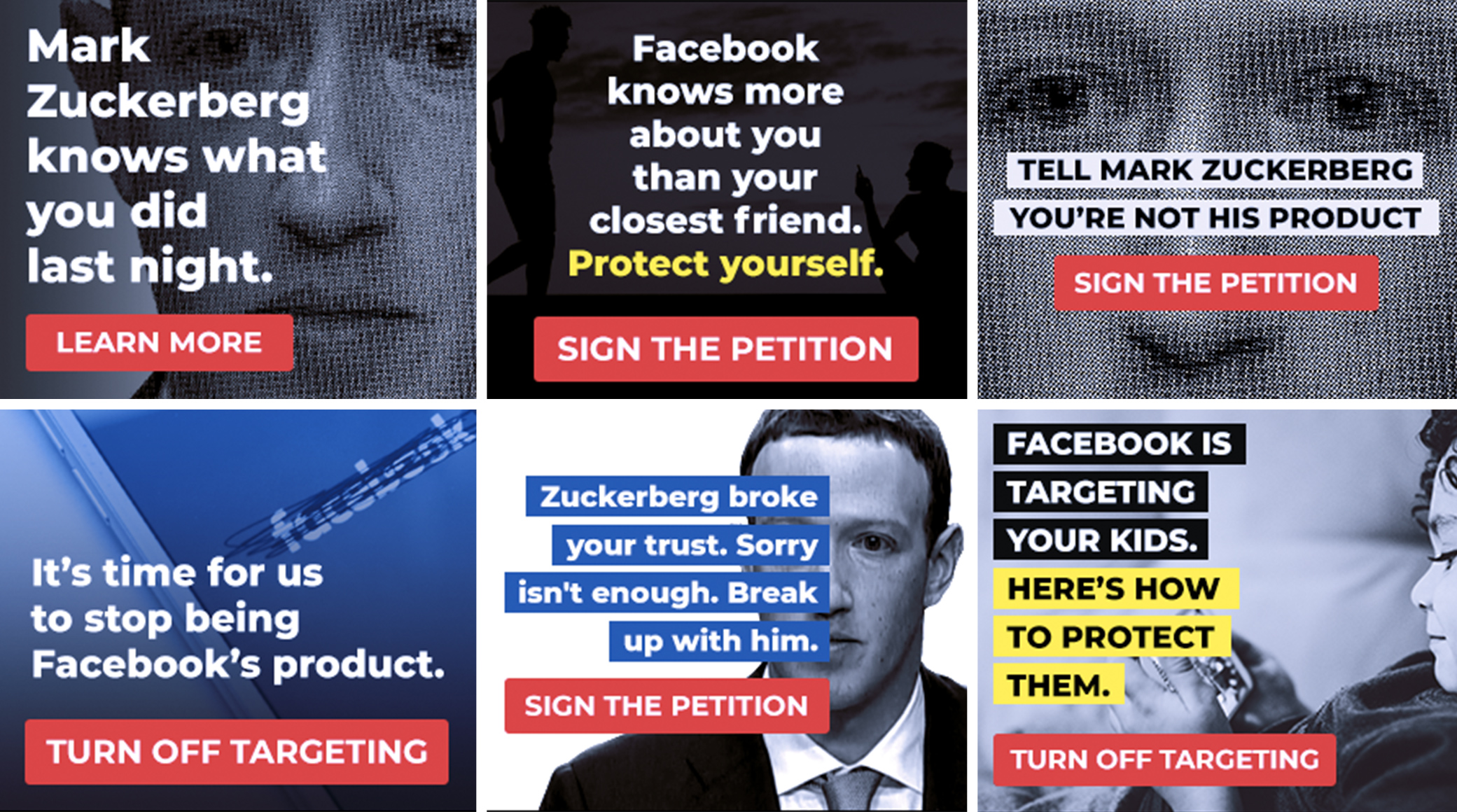 It's Way Too Hard To Turn Off Facebook Tracking | Go to Ground