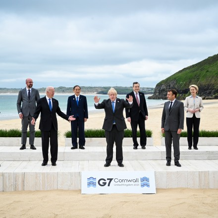 """The G7 Upheld Vaccine Apartheid. Officials From the """"Global South"""" Are Pushing Back."""