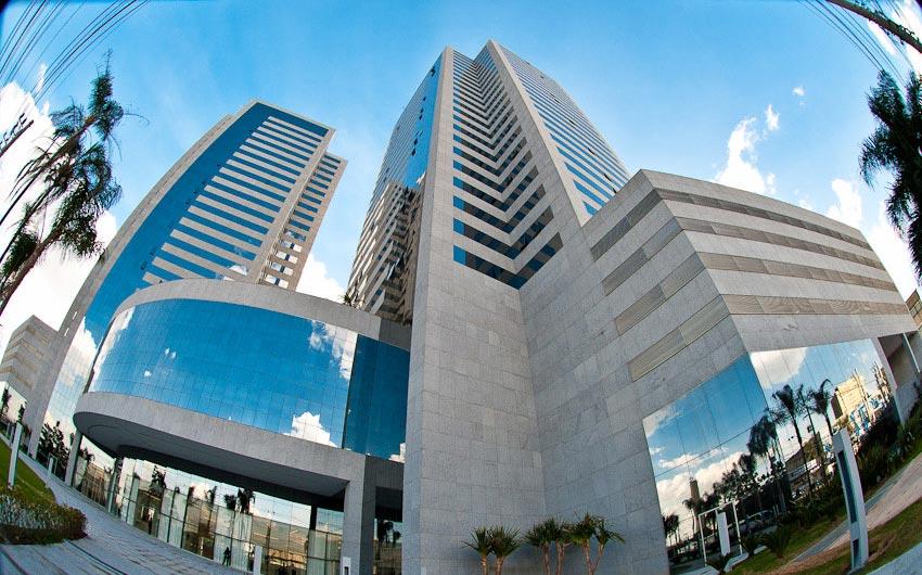 Centro empresarial Canopus Corporate Alphaville