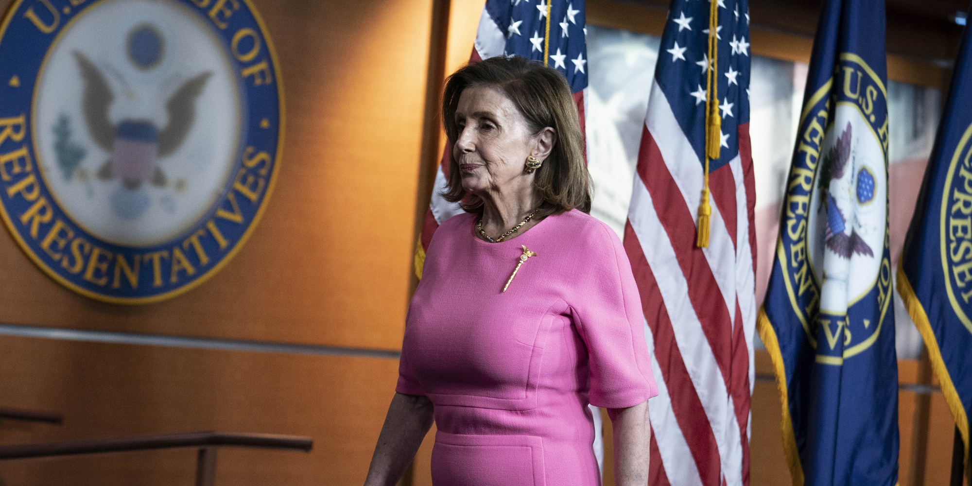 Nancy Pelosi Delays Infrastructure Vote After Progressive Pressure