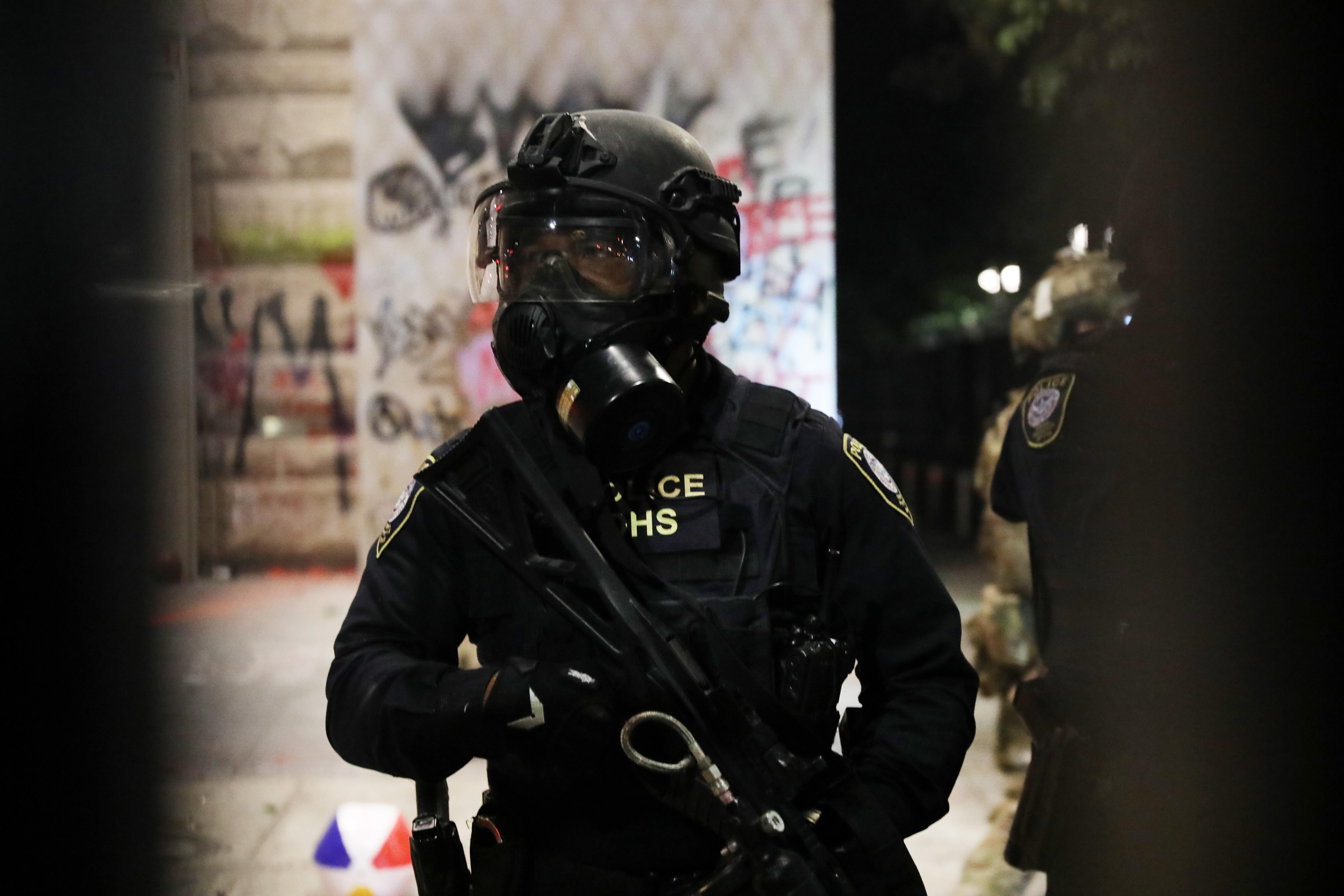 Portland Protests Continue Unabated Despite Federal Law Enforcement Presence